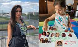 Kareena Kapoor Khan shows off beautiful family tree drawn by niece Inaaya. Seen yet?