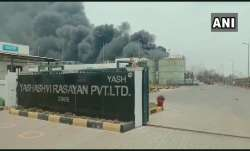 Massive blast in Gujarat chemical factory, many workers injured