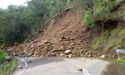 Assam, landslide, South Assam