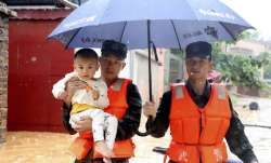 14 killed, eight missing in heavy rainstorm in China
