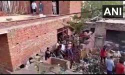 Explosion in Ghaziabad factory claims 7 lives, 4 persons injured