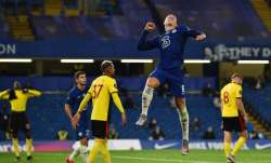 Premier League: Ross Barkley inspires Chelsea to 3-0 win over Watford