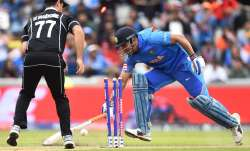 A run-out which broke a billion hearts: On this day, India crashed out of 2019 World Cup semifinal