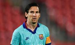 Lionel Messi becomes only player in La Liga history to record 20 goals and 20 assists in single seas