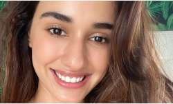 Disha took to Instagram, where she shared a selfie of
