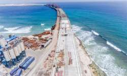 India announces USD 500 million assistance for mega infra project in Maldives