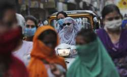 India records over 60,000 COVID-19 cases in 24 hours; tally crosses to 2.2 million, death toll near