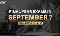 Cancel final year exams, final year exam cancellation, final year exams supreme court hearing, advoc