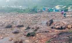 Idukki landslide