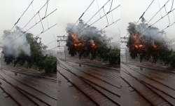 Mumbai Rains: Churchgate-Mumbai Central service stopped as