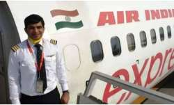 Air India Co-pilot Akhilesh Sharma lost his life in a plane