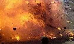 World War 2 era bomb explodes in Nagaland