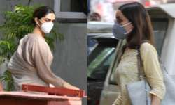 Deepika Padukone and Shraddha Kapoor for NCB interrogation