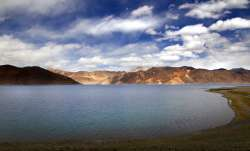 India China border tension, India China tension, China, Pangong Tso