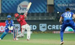 Delhi Capitals vs Kings XI Punjab Live Score IPL 2020: Mayank, Gowtham keep KXIP alive in 158 chase