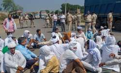 Delhi Police tightens security amid farmers' protest