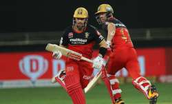 Live Score Kings XI Punjab vs Royal Challengers Bangalore IPL: Finch, ABD take charge after early bl