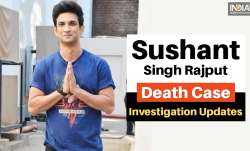 Sushant Singh Rajput Death Case LIVE Updates: SSR tribute song talks of justice for late actor