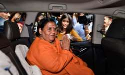 BJP leader Uma Bharti tests positive for Covid-19,