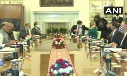 India-US hold 2+2 dialogue, sign geo-spatial pact BECA