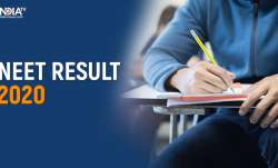 NEET 2020 Result: Odisha's Soyeb Aftab secures AIR 1, with 99.99 percentile