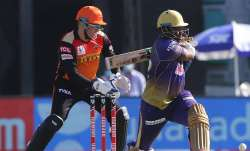 Andre Russell of KKR