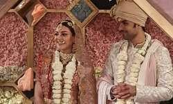 Kajal Aggarwal Weds Gautam Kitchlu