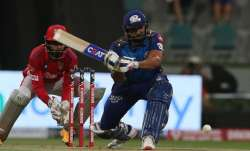 Kings XI Punjab vs Mumbai Indians Live Cricket Score IPL 2020: Rohit hits fifty as MI set for big fi