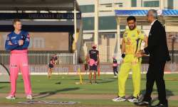 Live score Chennai Super Kings vs Rajasthan Royals IPL 2020: CSK, RR to battle it out in do-or-die c
