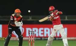 Live Cricket Score Kings XI Punjab vs Sunrisers Hyderabad IPL 2020: Sandeep breaks KXIP's opening st