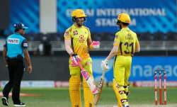 Live Score Royal Challengers Bangalore vs Chennai Super Kings: Faf departs early in 146 chase