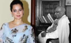Kangana Ranaut pays tribute to Sardar Vallabhbhai Patel on 145th birth anniversary