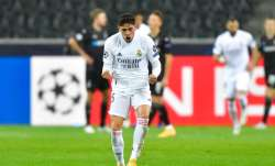 Real Madrid made a stoppage-time comeback against Borussia Monchengladach to salvage a draw, prevent