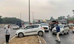 Delhi Traffic Police issues fresh advisory amid farmers' protest | Check list of routes to avoid