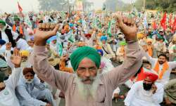 Farmers protest LIVE Updates Delhi chalo