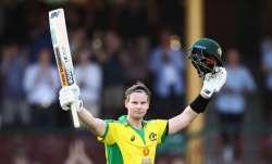 Steve Smith scores his 11th ODI ton
