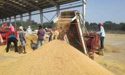 Amidst farmers' agitation, govt procures 50 LMT more paddy