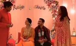 Aditya Narayan, Shweta Agarwal