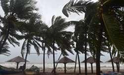 Cyclone Burevi