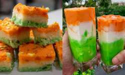 Republic Day Special Recipes: Dive into patriotic spirit with these tricolor dishes