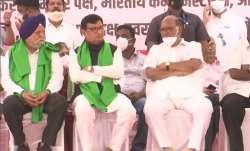Sharad Pawar to address rally against farm law at Mumbai's Azad Maidan