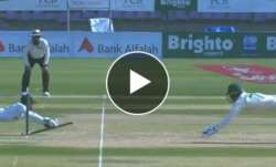 Mohammad Rizwan pulls off a spectacular run out against