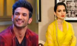 Kangana Ranaut on Sushant Singh Rajput's first birth anniversary