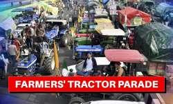 farmers tractor rally