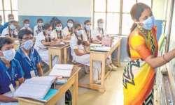 Uttar pradesh schools reopening, schools reopening classes 1-8, up schools reopening, schools reopen