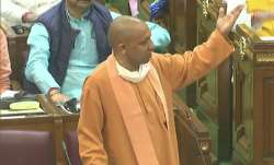 Noisy scenes in UP Assembly after minister's remarks against Rahul Gandhi, state Congress chief