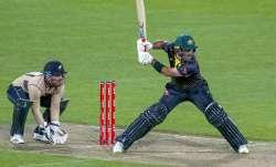 Glenn Maxwell against New Zealand