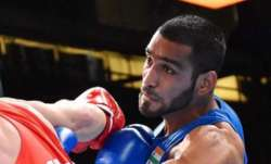ashish kumar, coronavirus, ashish kumar coronavirus, boxing