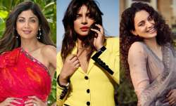 Bollywood celebrities laud women for their achievements