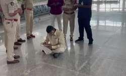 Chandrababu Naidu detained